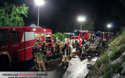 Verkehrsunfall L245