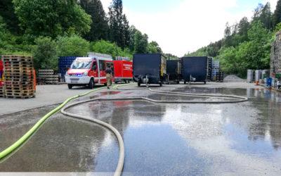Wasserschaden Starkenberg