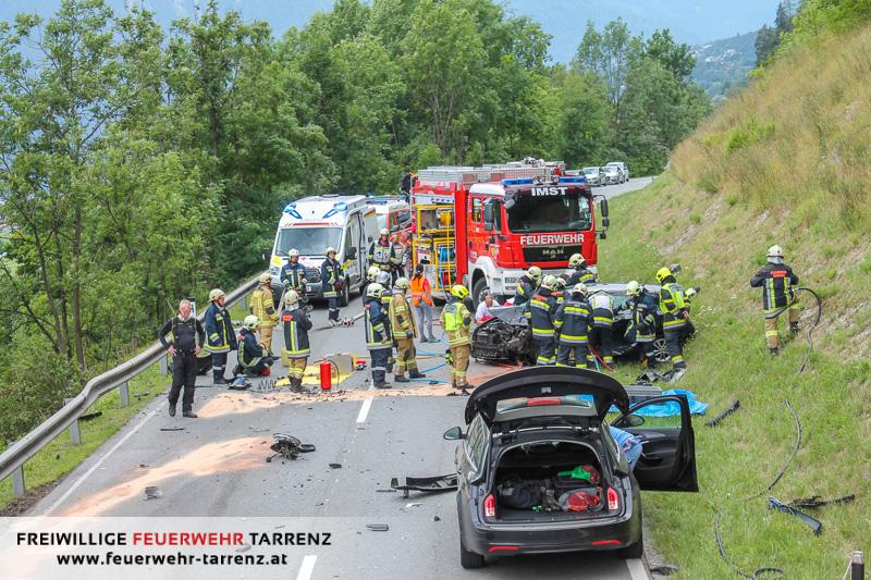 Verkehrsunfall B189
