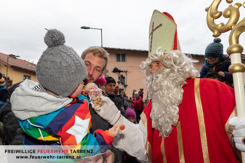 Nikolauseinzug
