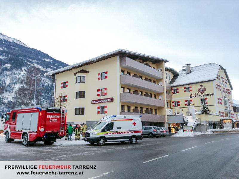 Türöffnung Hotel Lamm