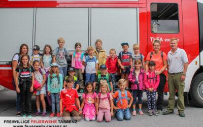 Besuch Kindergarten