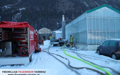 Wasserschaden Industriegebäude